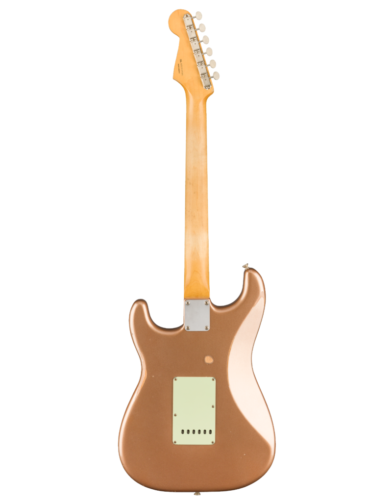 Fender Fender  Vintera Road Worn® '60s Stratocaster®, Pau Ferro Fingerboard, Firemist Gold