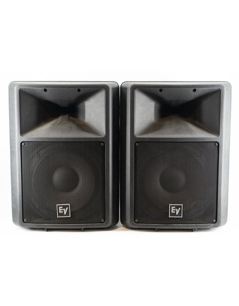 Used EV SX100+ Passive PA Speakers (Pair)