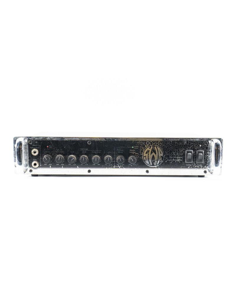 Used SWR Bass 350 Bass Amplifier Head