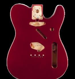 Fender Fender Classic Series 60's Telecaster SS Alder Body Vintage Bridge Mount, Candy Apple Red