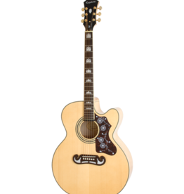 Epiphone Epiphone EJ-200SCE Acoustic/Electric - Vintage Natural