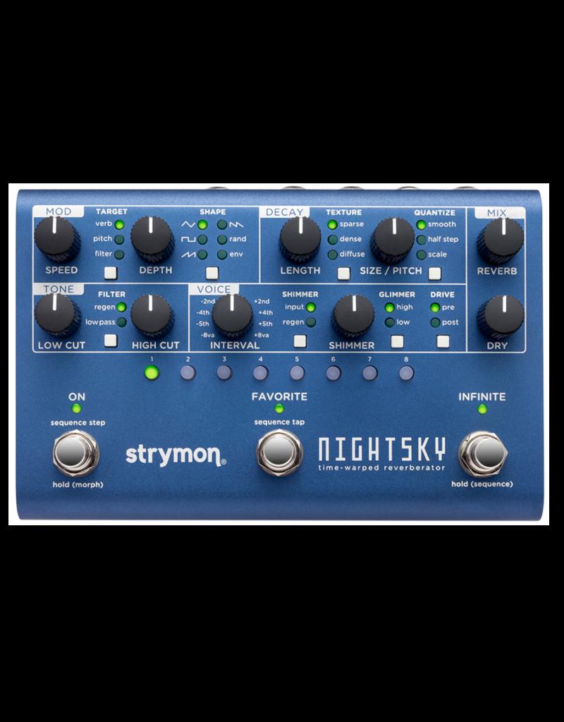 Strymon Strymon NightSky Time-Warped Reverberator