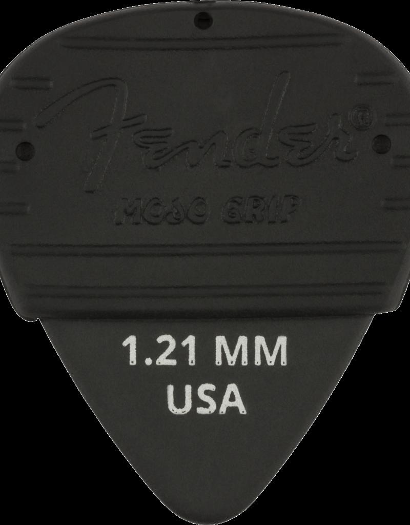 Fender Fender Mojo Grip Picks, Dura-Tone Delrin 1.21, 3-Pack