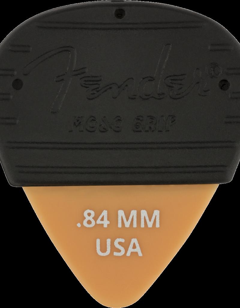 Fender Fender Mojo Grip Picks, Dura-Tone Delrin .84, 3-Pack