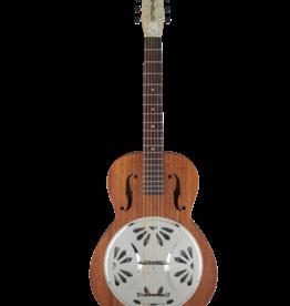 Gretsch Gretsch G9200 Boxcar™ Round-Neck, Mahogany Body Resonator Guitar, Natural