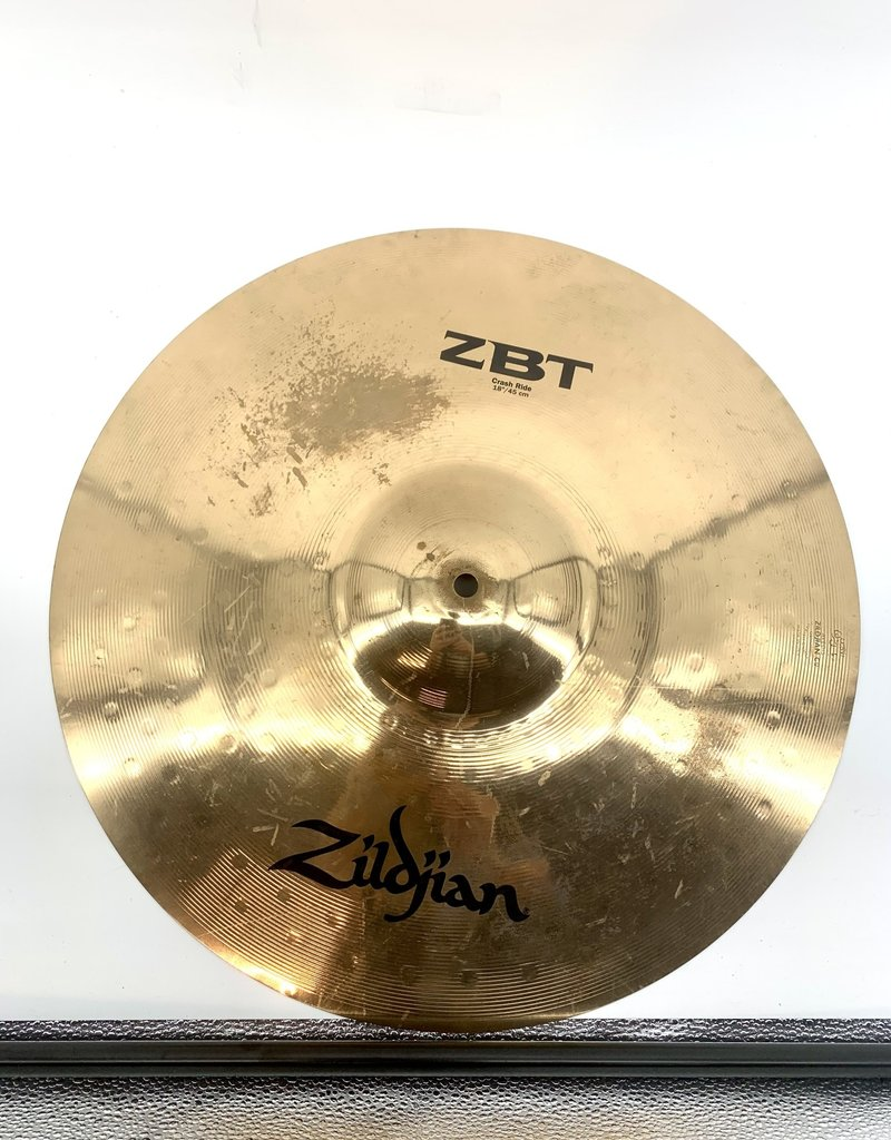 Zildjian Used Zildjian 18in ZBT Crash Ride Cymbal