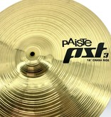 Used Paiste PST3 18in Crash Cymbal