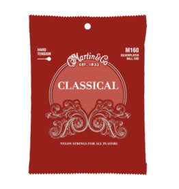 Martin Martin M160 Classical Ball End Nylon Guitar Strings