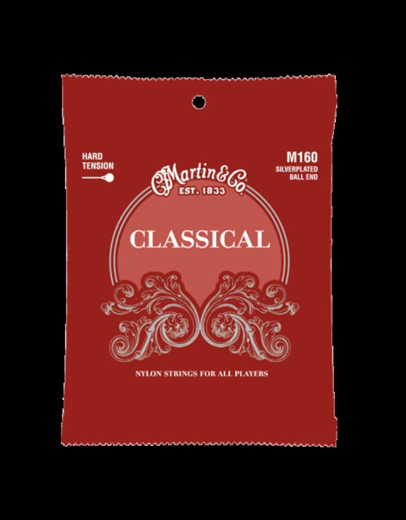 Martin Martin M160 Classical Ball End Nylon Guitar Strings
