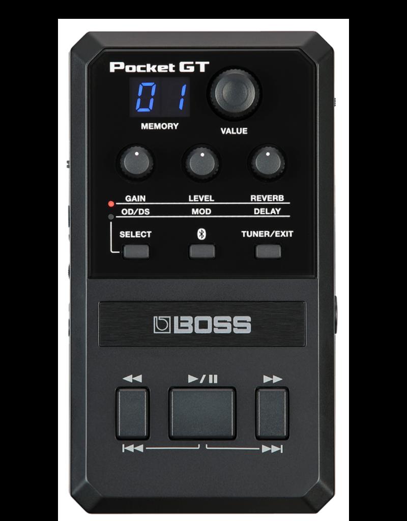 Boss Boss Pocket GT Effects Processor