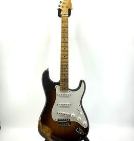 Fender Used 2018 Fender Custom Shop 1955 Stratocaster, Heavy Relic
