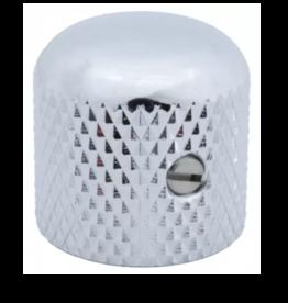 Gotoh Dome knurled knob chrome