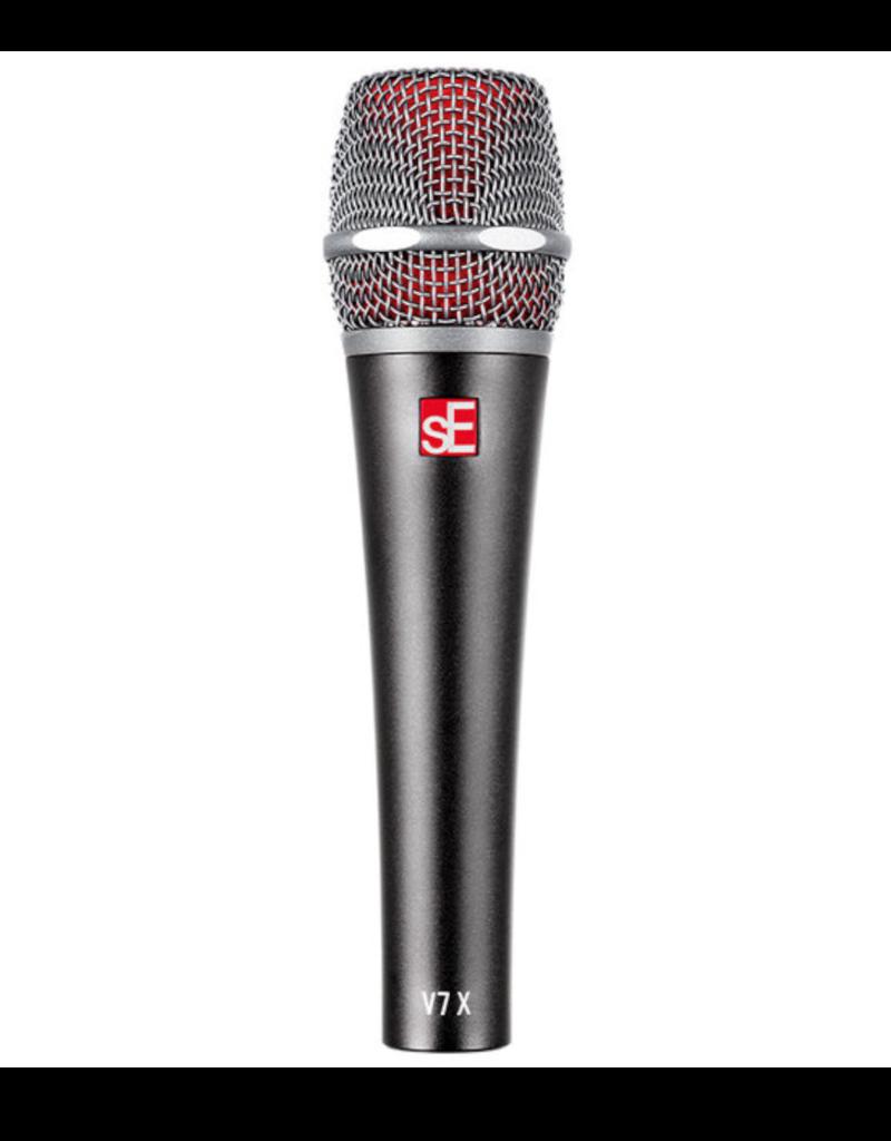 Se Electronics Se Electronics V7 X Dynamic Microphone Supercardiod