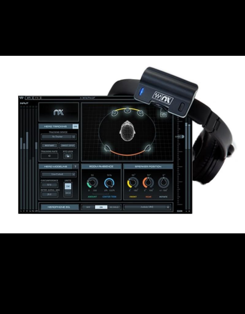 Waves Waves Audio Nx Virtual Mix Room + Nx Head Tracker