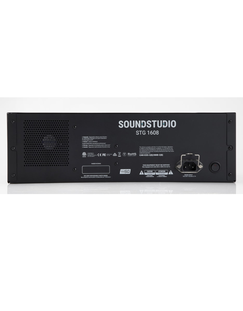 Waves Waves Audio SoundStudio STG-1608