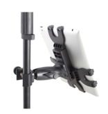Gator Gator GFWUTLTBLTCLMP - Adjustable Clamping Tray For iPad 2 Or Other Tablet Devices