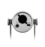Shure Shure MV7 Podcast microphone Silver