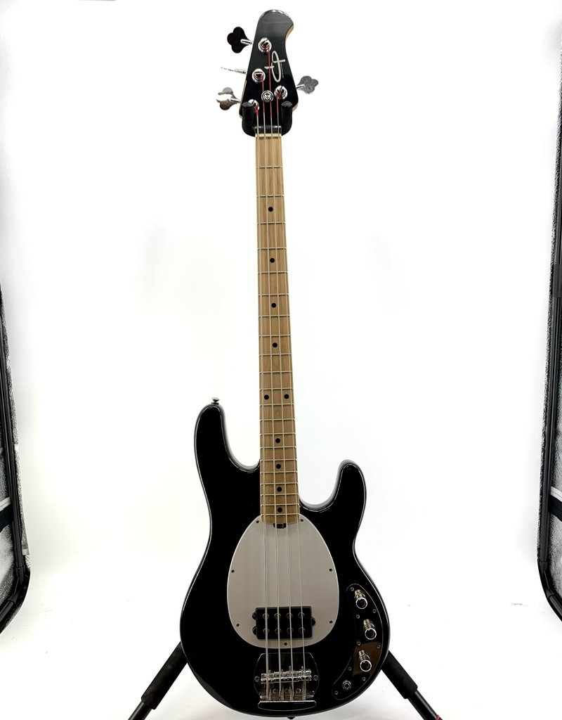OLP Used OLP Stingray Bass, Black