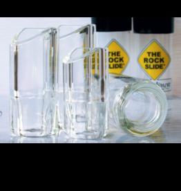 The Rock Slide The Rock Slide Glass Clear L