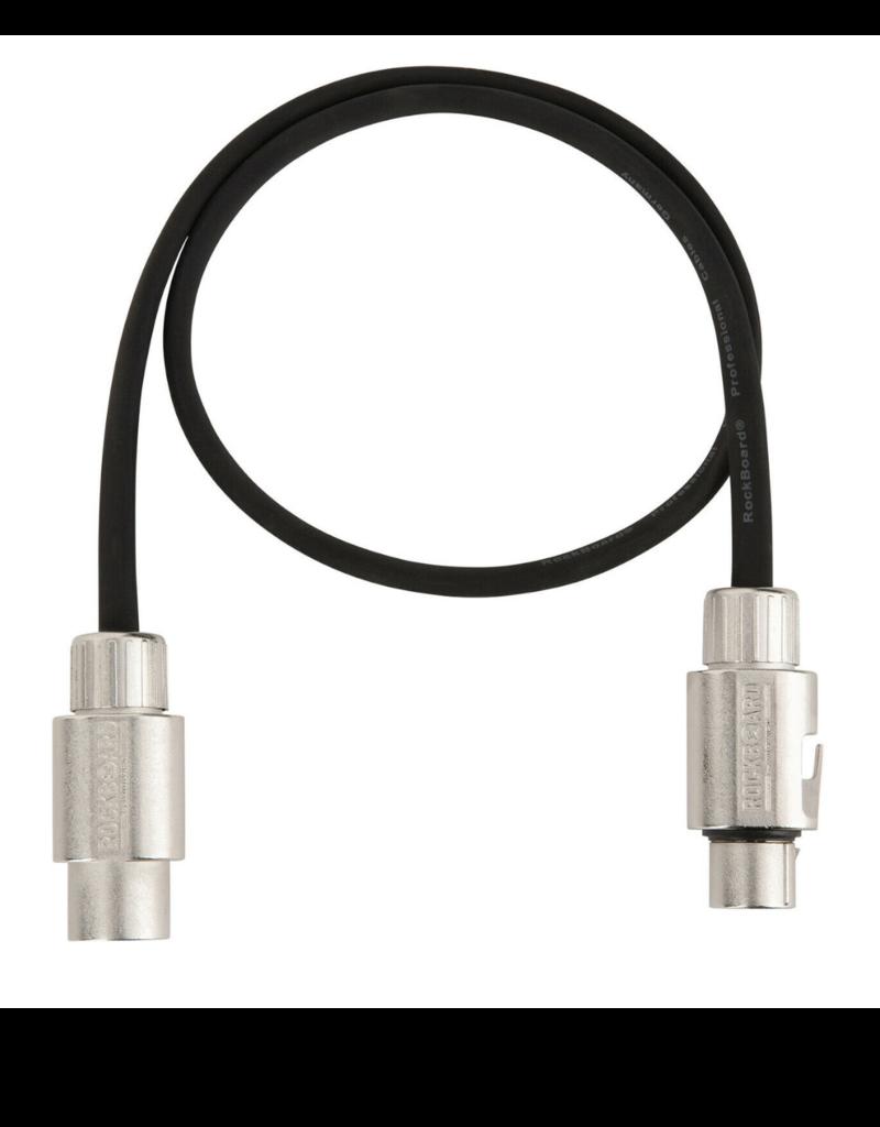 RockBoard Rockboard Flat XLR Cable 60 cm