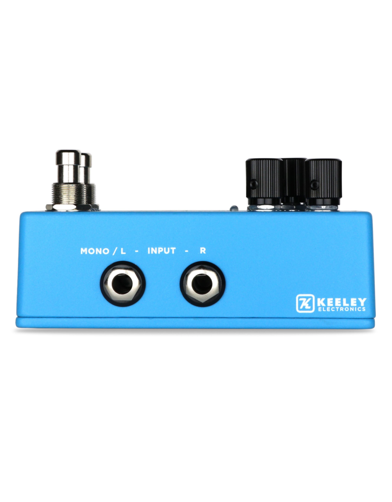 Keeley Keeley Hydra Stereo Reverb & Tremolo