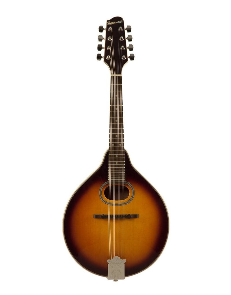 Savannah SA-110 A-Model Mandolin, Oval Hole