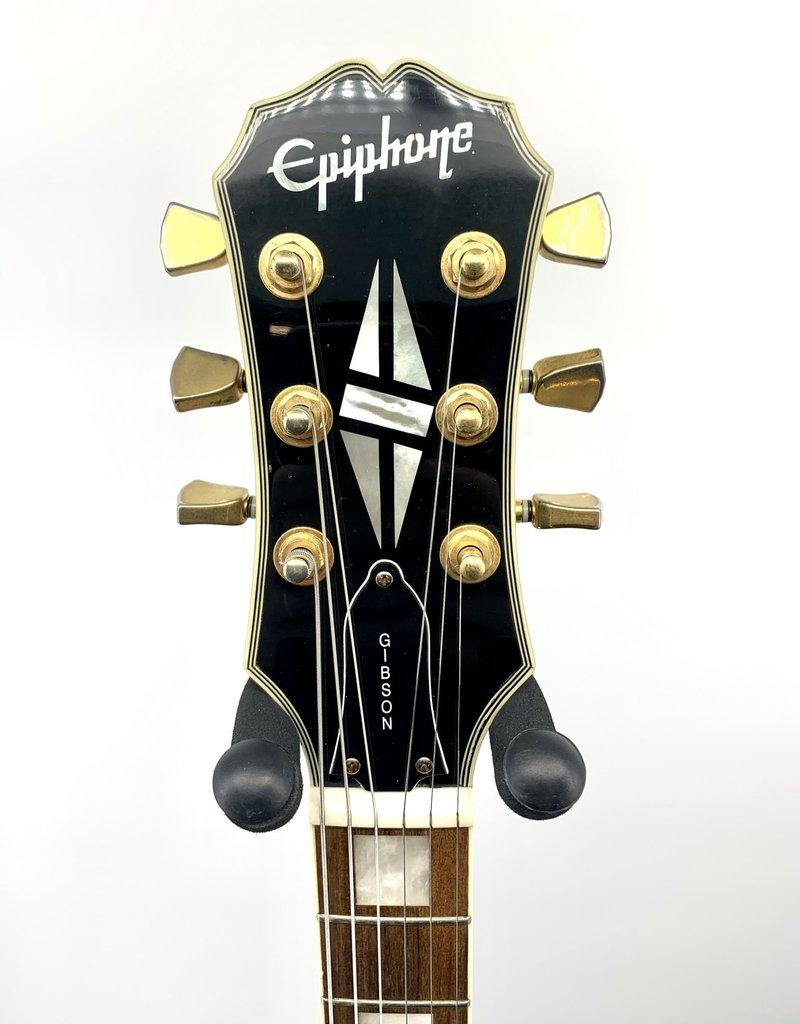 Epiphone Used Epiphone Les Paul Custom Black Beauty