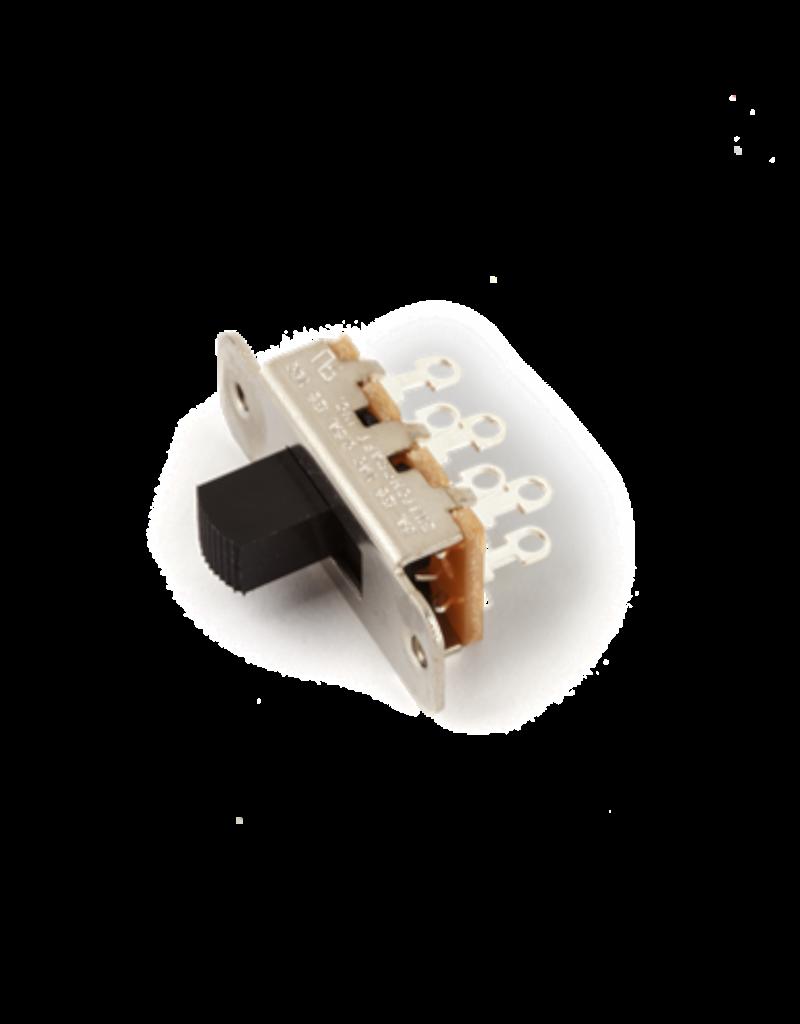 Fender Fender Jaguar/Jazzmaster® Slide Switch, DPDT, Black