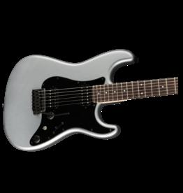Fender Fender Boxer Series Stratocaster® HH, Rosewood Fingerboard, Inca Silver