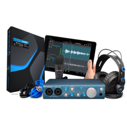 Presonus Presonus AudioBox iTwo Studio Bundle