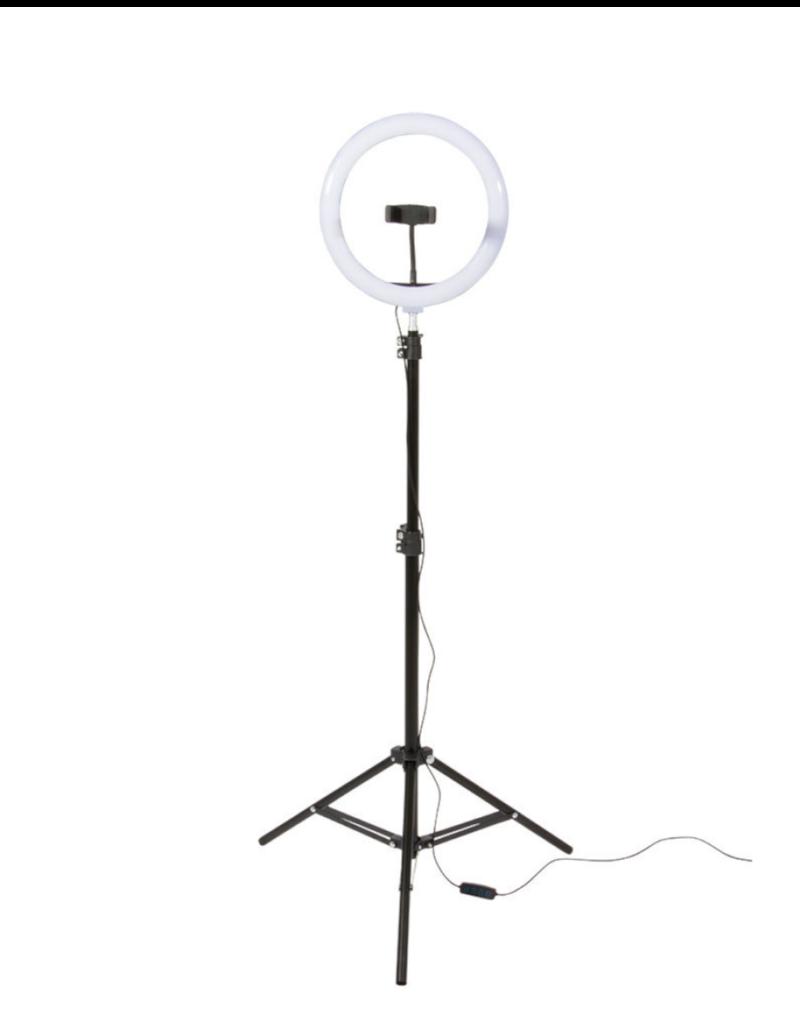 On Stage VLD360LED Ring Light Kit