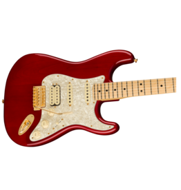 Fender Fender Tash Sultana Stratocaster®, Maple Fingerboard, Transparent Cherry
