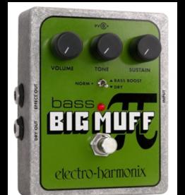 Electro-Harmonix Electro-Harmonix Bass Big Muff Pi Bass Fuzz Pedal