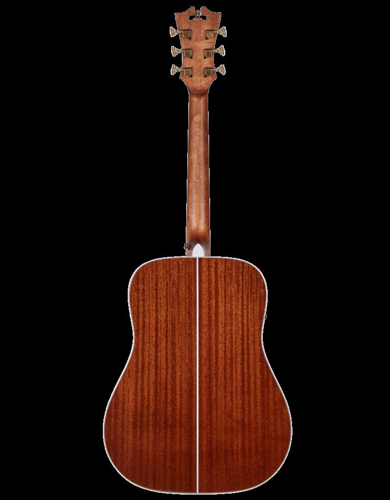 D'Angelico D'Angelico Premier Lexington Acoustic Vintage Natural