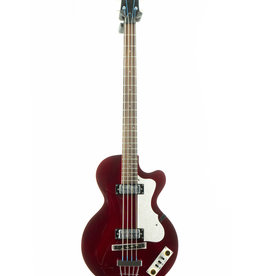 HOFNER Ignition PRO Club Bass, Metallic Red