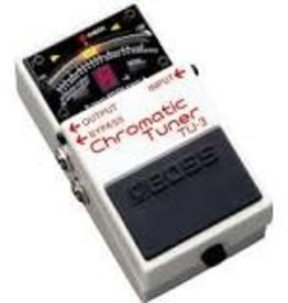 Boss Boss TU-3 Chromatic Tuner Pedal
