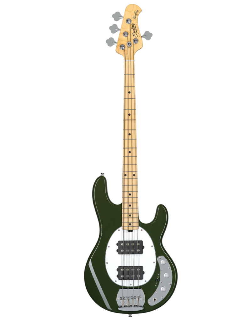 Sterling By Music Man Sterling by Music Man StingRay Ray4HH Olive