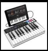 iK Multimedia iRig Keys I/O 25-Key Keyboard Controller for Mac, PC and iOS