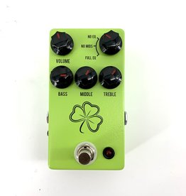 Used JHS Clover PreAmp Pedal