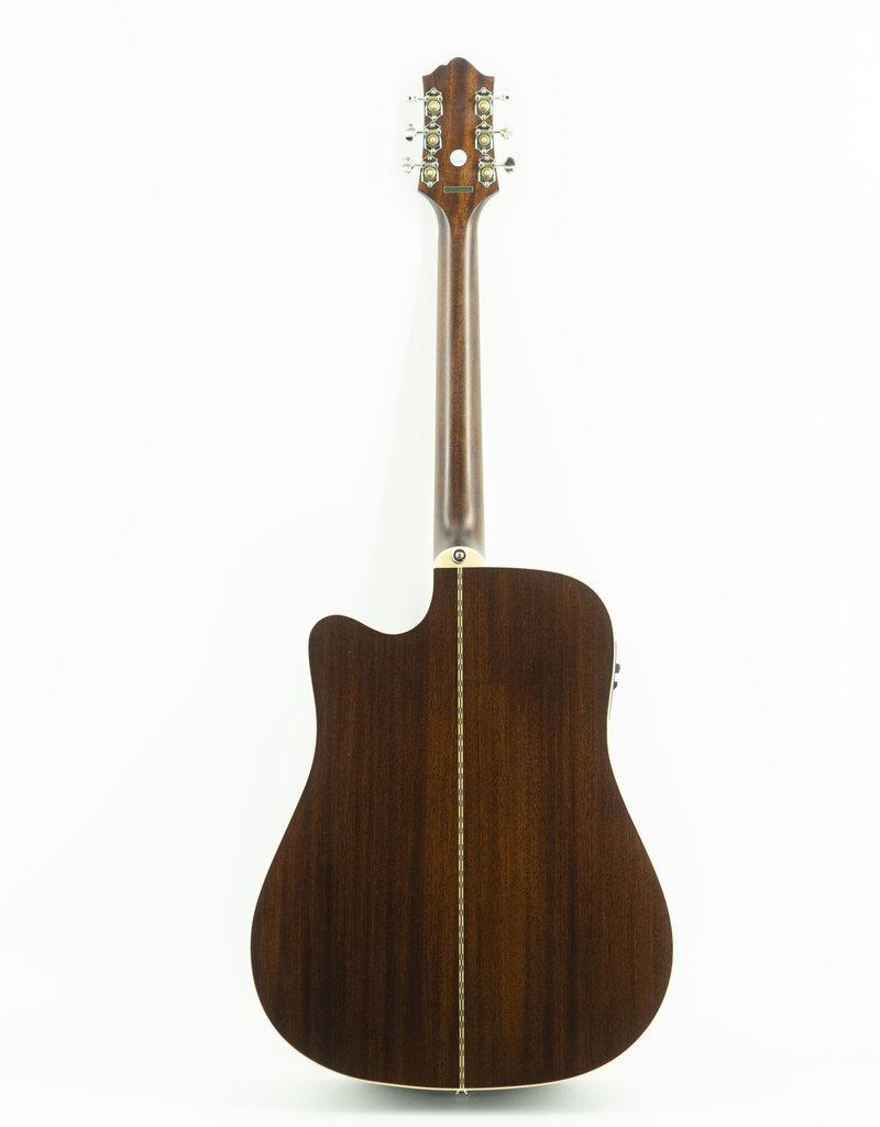 Epiphone Epiphone Masterbilt DR-500MCE Acoustic Electric Vintage Burst Guitar (20062305367)