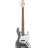 Squier Squier  Affinity Series™ Jazz Bass®, Laurel Fingerboard, Slick Silver