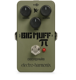 Electro-Harmonix Electro Harmonix Green Russian Big Muff Distortion / Sustainer