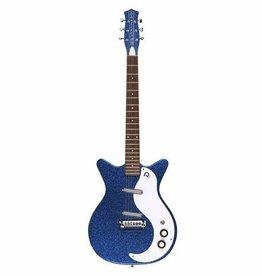 Danelectro '59M™ NOS+ Blue Metalflake