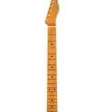 "Fender Fender Roasted Maple Vintera® Mod '60's Telecaster® Neck, 21 Medium Jumbo Frets, 9.5"", ""C"" Shape"