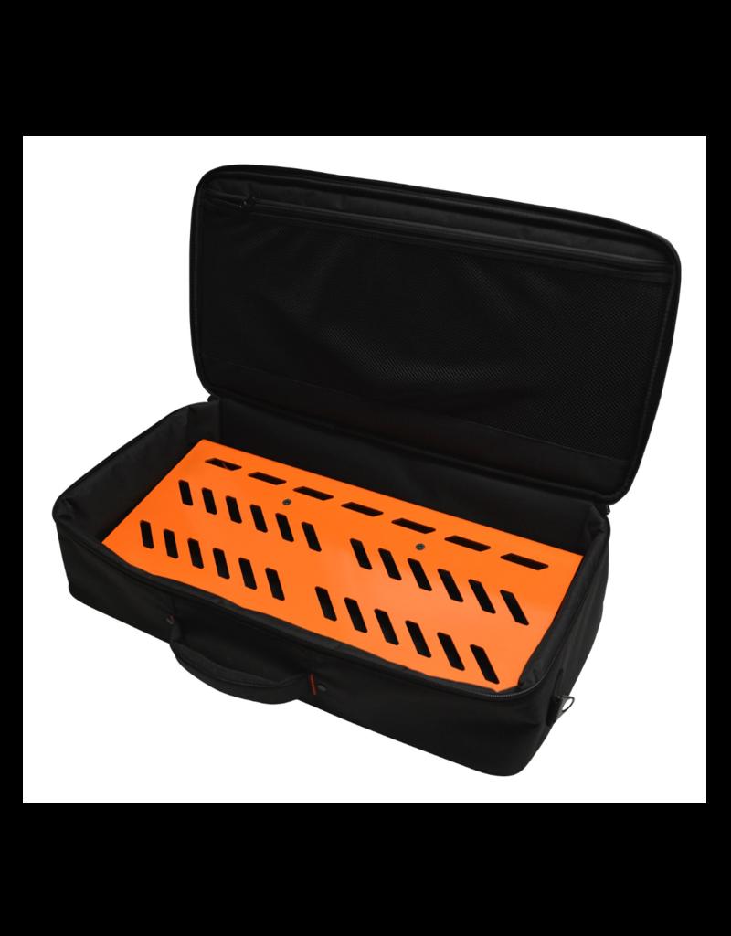 Gator Gator Large Pedal Board W/ Carry Bag Orange