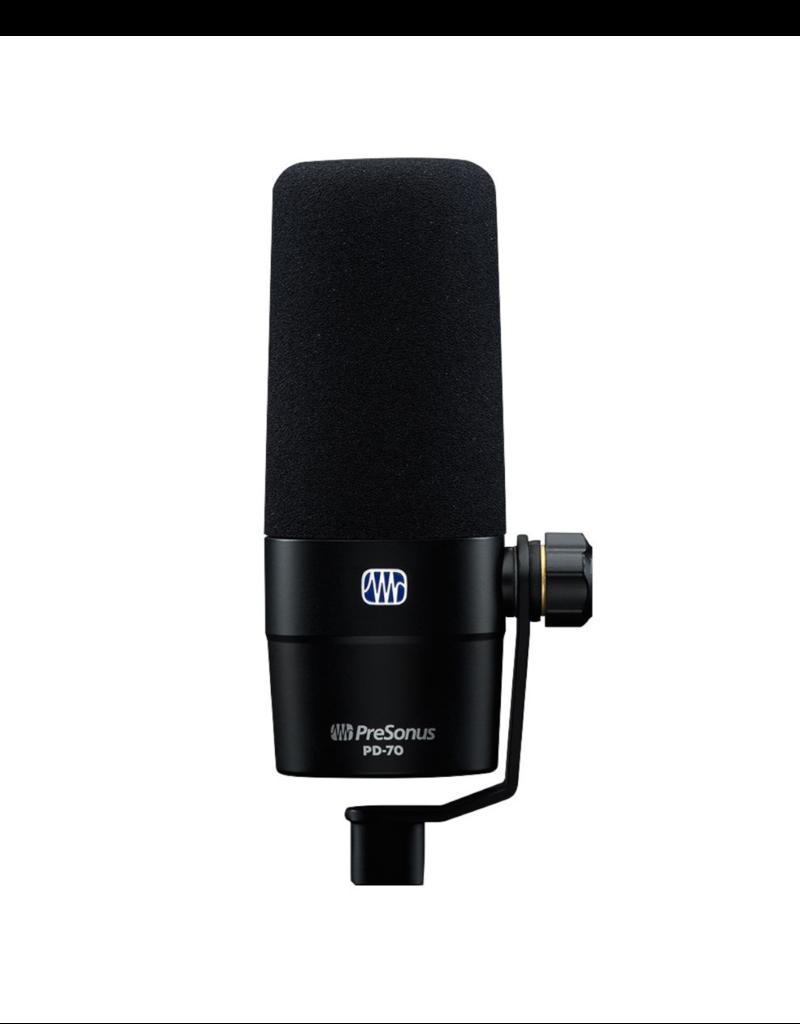 Presonus Presonus PD-70 Broadcast Dynamic Microphone