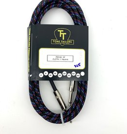 Tone Tailors Prism Cloth Instrument Cable 15ft 825