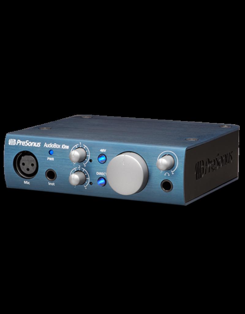 Presonus Presonus Audiobox iOne USB/iPad Recording Interface