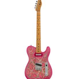 Fender Custom Shop Fender Custom Shop Vintage Custom '68 Telecaster® NOS, Maple Fingerboard, Pink Paisley