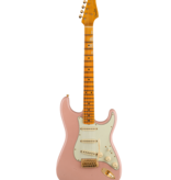 Fender Custom Shop Fender Custom Shop Limited Edition '62 Bone Tone Stratocaster® Journeyman Relic®, Maple Fingerboard, Dirty Shell Pink